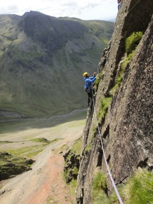 Rob on P2 of The Vikings, Tophet Wall